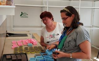 Kup si mýdlo – podpoř DobroDílo a dej práci mýdlařům s mentálním hendikepem