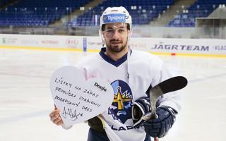 Neurorehabilitace pro Amálku a hokejový den
