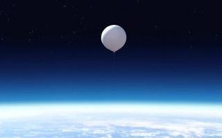 Dotkni se vesmíru - pomozte školám vzlétnout se stratosférickými balóny