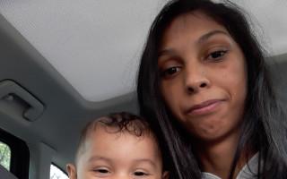Pomoc samoživitelke Mileně a jej dcérke Jasmínke