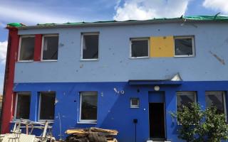 MŠ Hrušky – pomoc po tornádu