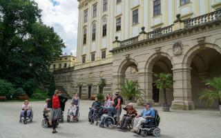 Severní Morava - Spolek Trend vozíčkářů
