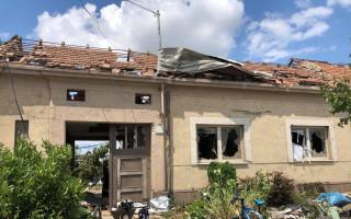 Pomoc pro babičku a dědečka Konečkových z Mikulčic, kteří ztratili střechu nad hlavou