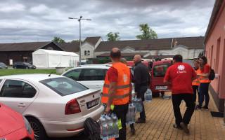 Pomohli jste lidem na Uničovsku, které zasáhla ničivá povodeň