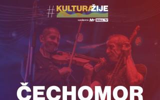 Čechomor zahraje pro Senior telefon ŽIVOTa 90 #kulturažije