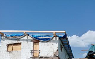 Pro rodinu Husovských z Hrušek – na opravu domu zničeného tornádem