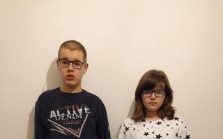 Podpořme sourozence Štěpánka a Nelinku