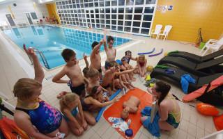 U vody bez nehody – pomozte nám zachránit životy!