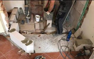 Přispěli jste na rekonstrukci bezbariérové toalety pro Tomíka