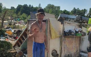 Pro Ivana Pančíka (a jeho zvířátka), který v tornádu přišel o bydlení