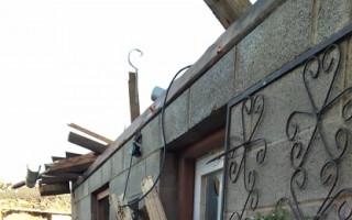 Pomoc rodině Buškových, které zasáhlo tornádo a přišli o dům
