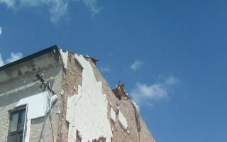 Pomoc pro rodinu Kalužíkovu z Hrušek po tornádu