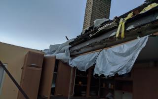 Pomoc rodině Faltusových z Hrušek, které zasáhlo ničivé tornádo