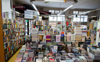 Prostě naše knihkupectví