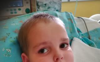 Šance na lepší život pro malého Matyáška