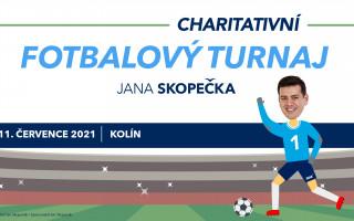 Charitativní turnaj Jana Skopečka v Kolíně