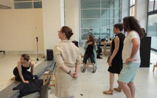 Podpořme společně Tanec v galerii #kulturažije