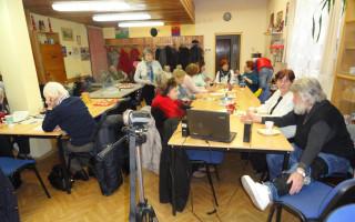 Podpořme zájmový Klub seniorů