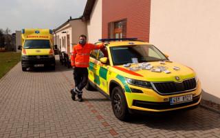 Přispějte na ochranné pomůcky pro zdravotníky