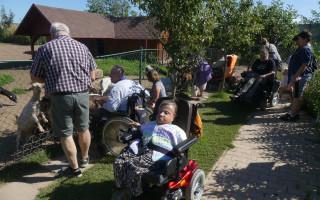 Na zážitky vozíčkářů z Trutnova
