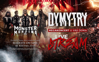 Dymytry Revolter Live Stream