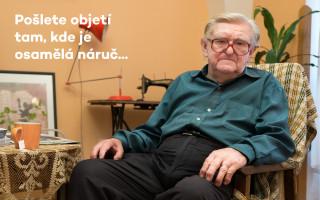 Vánočního koncertu České mše vánoční daruje objetí seniorům