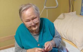 Pro imobilní babičku Doskočilovou, která zůstala bez domova