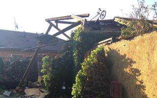 Pomoc Stankovičovým z Mikulčic, kterým tornádo poničilo dům