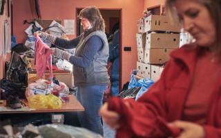 Zachraňme Charitní bazar Baltazar, sociální podnik, který pomáhá lidem v nouzi