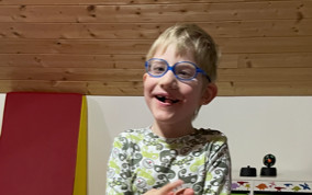 Neurorehabilitace pro Maxíka