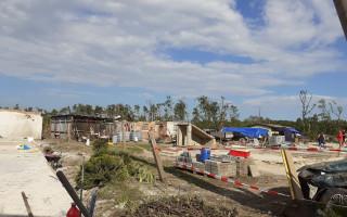 Pomozme vybudovat nový domov pro Antonína Kocha a jeho rodinu z Pánova