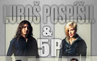 Podpořte kapelu 5P Luboše Pospíšila