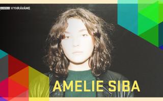 Vyhráváme: Amelie Siba (6. 4. ve 20:00)