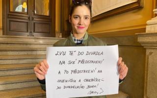 Za pomoc Ondrášku setkání s Markétou Stehlíkovou