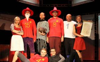 Podpořte AQUALUNG, divadelní továrnu na sny #kulturažije