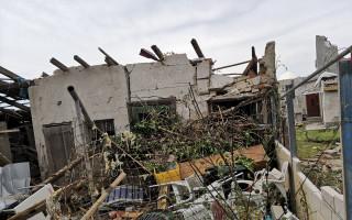 Pomoc rodině Novosadových, kteří při tornádu přišli o střechu nad hlavou