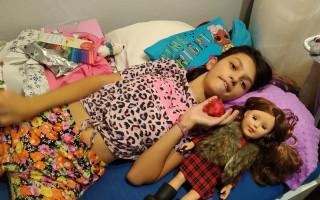 Pomozte Veronice ulehčit život s nevyléčitelnou nemocí