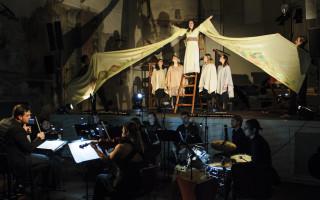 Podpořme společně Opera studio Praha #kulturažije