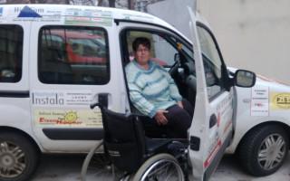 Přispějme na automobil pro tělesně postižené a seniory