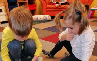 Vánoční dárky pro děti zKlokánku Štěrboholy