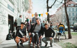 RWTTC x café jen – složme se na speciální vozíček pro hendikepované děti