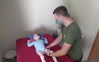 TheraSuit terapie pro Danečka