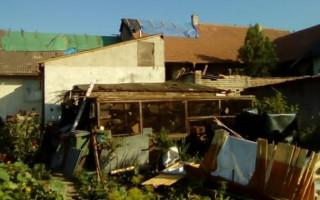 Pomoc rodině Horníčkových, které postihlo tornádo