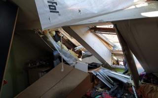 Pomoc rodině Písečných z Moravské Nové Vsi, které zasáhlo tornádo