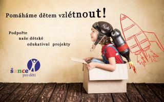 Rybova Česká mše vánoční pro Nadační fond Šance pro děti