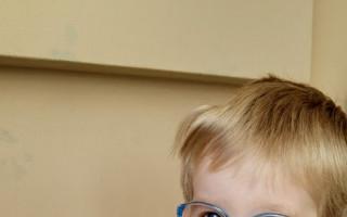 Terapie pro Tobiáška, aby lépe viděl a vnímal okolní svět