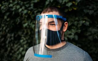 Ochranné štíty proti COVID-19