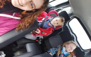 Přispěli jste na auto, aby rodina mohla cestovat nejen k lékařům