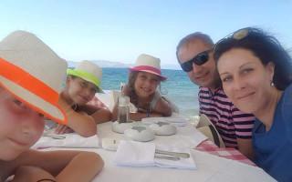Pomoc pro rodinu, které zemřel táta