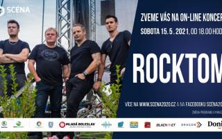 Kapela RockTom podpoří Dětské centrum